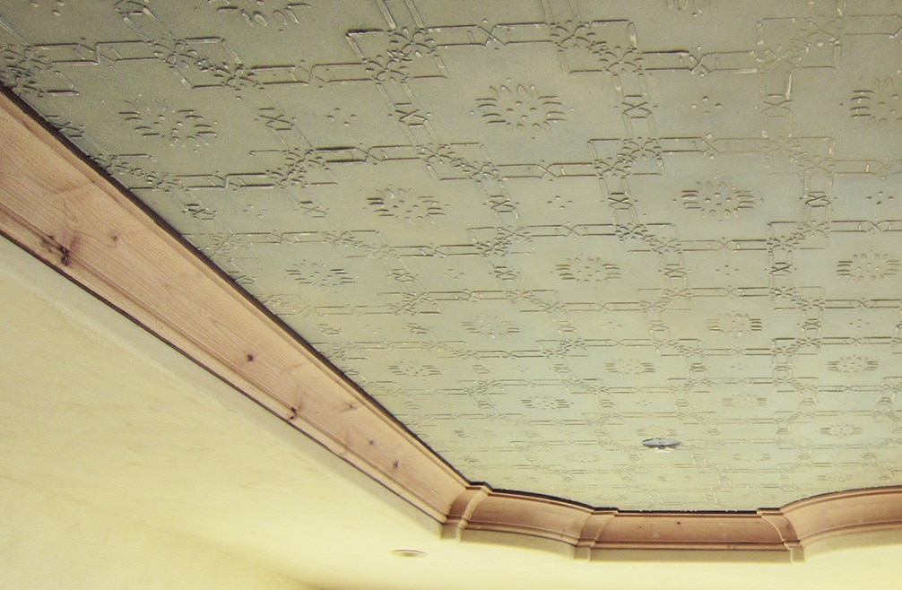 Custom Ceiling Treatments