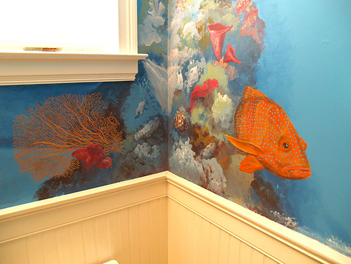 undersea mural wall murals you ll love underwater mural underwater world wall mural